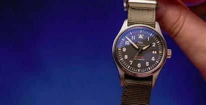 Spitfire Iwc Automatic Watches Pilot Slider