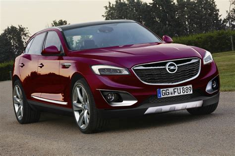 Opel Indignia 2020 by Opel Prepara Un Nuevo Suv Para 2020 Motorbit