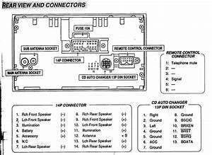 1998 Honda Accord Stereo Wiring Diagram