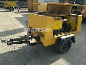 Atlas Copco Xas 65 1992 Other Construction Vehicles Photo And Specs