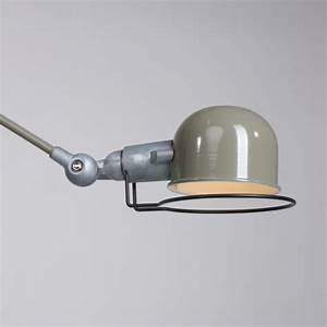 Lampe Murale Industrielle : lampe murale industrielle verte jip ~ Teatrodelosmanantiales.com Idées de Décoration