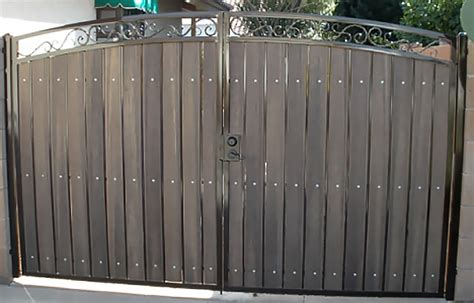 outdoor primer paint iron wood gate exles sun king fencing gates