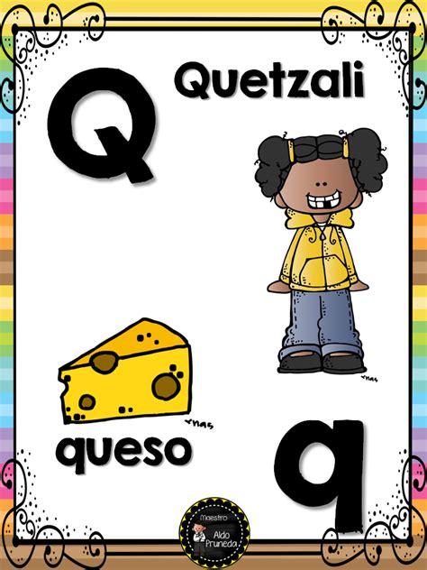 abecedario nombres propios 21 imagenes educativas