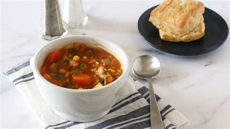 Make it creamy, up the veggies or add your favorite extras like wild rice, pasta, beans and dumplings! Cook This Family-Pleasing Chicken Stew In The Oven Or Crock Pot - Cook This Family Pleasing ...