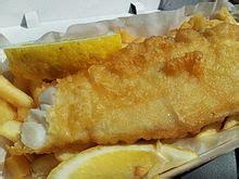 fish  chips wikipedia