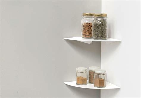 etageres cuisine étagère d 39 angle pour la cuisine teegolo 36 cm lot de 2