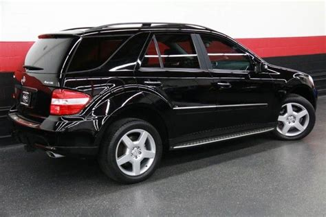 2008 mercedes benz ml 550 amg v8 suv with ml63 body kit engine with 400hp amg exhaust reverse camera and parking sensors heated seats and. 2008 Mercedes-Benz ML550 AMG Sport 4-Matic 4dr Suv Skokie ...