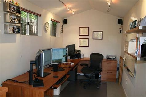 small office lighting ideas instalar una oficina en casa