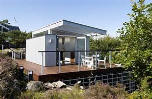 Haus Mit Dachterrasse : haus am hang mit dachterrasse ~ Frokenaadalensverden.com Haus und Dekorationen