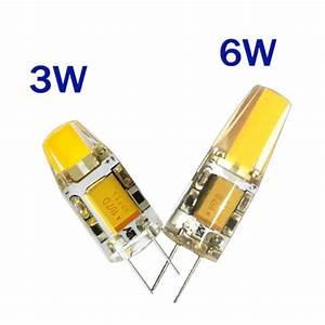 Led G4 3w : g4 cob led lamp 12v 3 watt dimbaar warm wit ~ Orissabook.com Haus und Dekorationen