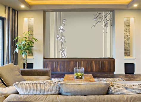 chambre a coucher avec papier peint déco salon vert kaki