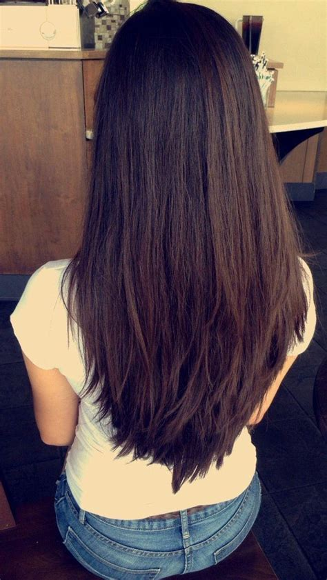 layered haircut thick hair 15 collection of layers thick hair 5898