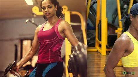 ashwini waskar indias  competitive female