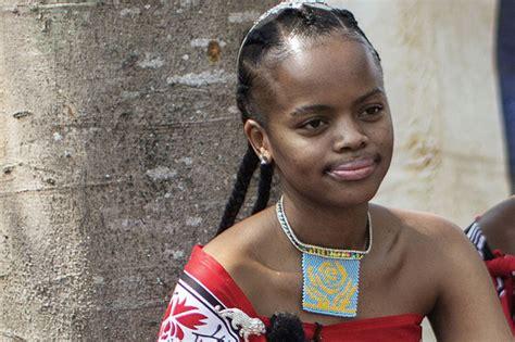 cuisine sud africaine pashu la princesse rappeuse du swaziland totem