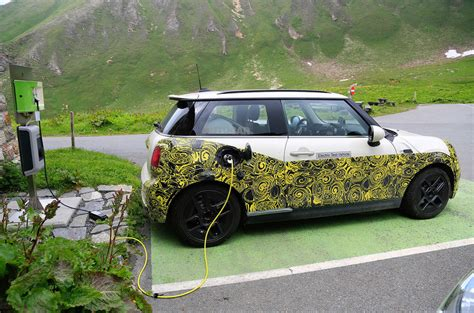 2019 Mini Electric by 2019 Mini Electric Official Pictures Autocar