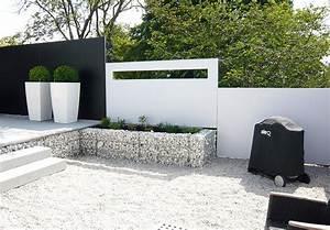 Zaun Aus Glas : sichtschutzzaun holz hornbach ~ Michelbontemps.com Haus und Dekorationen