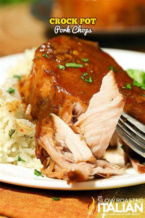 Crock Pot Pork Chops Recipe