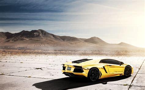 cars lamborghini gold msn
