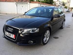 Audi A3 D Occasion : vendre audi a3 tunis le bardo ~ Gottalentnigeria.com Avis de Voitures