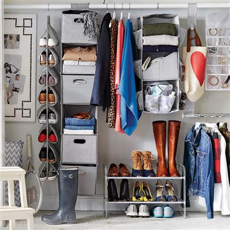 Tips For Organizing A Small Reachin Closet Hgtv's