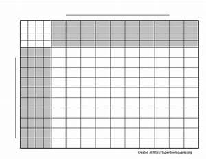 football pool template download free premium templates With free printable football squares template