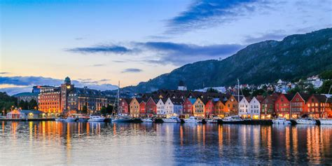 Behind Bryggen Official Travel Guide To Norway