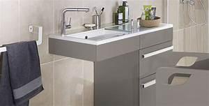Plan De Travail Salle De Bain : plan de travail salle de bain lapeyre ~ Premium-room.com Idées de Décoration