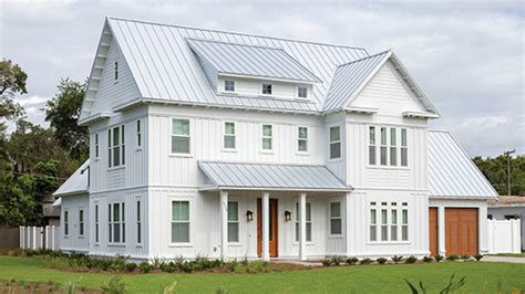 Farmhouse Made New by Modern Farmhouse Floor Plan Metal Building Homes