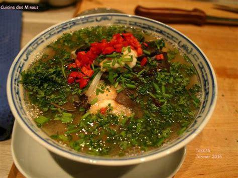 cuisine vietnamienne recette recettes de soupe vietnamienne