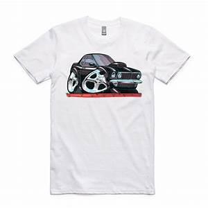 Ford Mustang T-shirt – Mens - Koolcarz