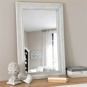 miroir gris montmartre maisons du monde With miroir maisons du monde