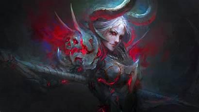 Demon Fantasy Wallpapers Desktop Backgrounds Mobile