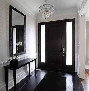 30, Black, Interior, And, Exterior, Doors, Creating, Brighter, Home, Decorating