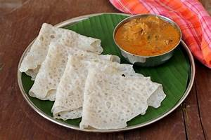 Neer Dosa Recipe How to make Neer Dosa with chicken curry