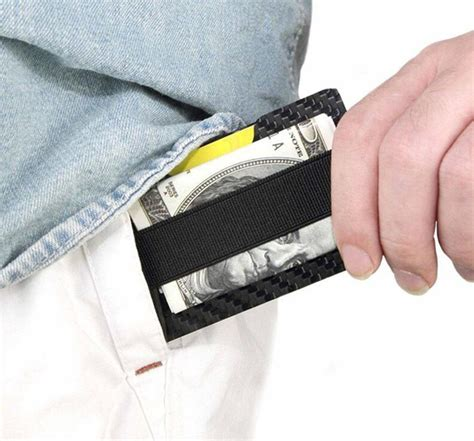 We did not find results for: Front Pocket RFID Minimalist Carbon Credit Card Holder Wallet With Cash Money Clip - With 3 ...
