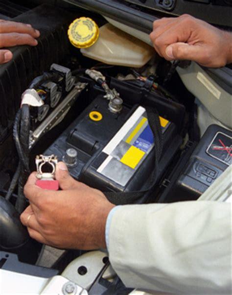 auto repair battery maintenance  replacement kwik