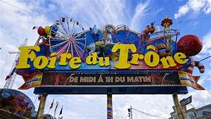 Foire Du Havre 2017 : foire du tr ne 2017 l 39 inauguration en vid o youtube ~ Dailycaller-alerts.com Idées de Décoration
