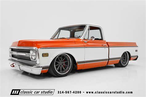 Chevrolet C 10 by 1970 Chevrolet C10 Pro Touring Classic Car Studio
