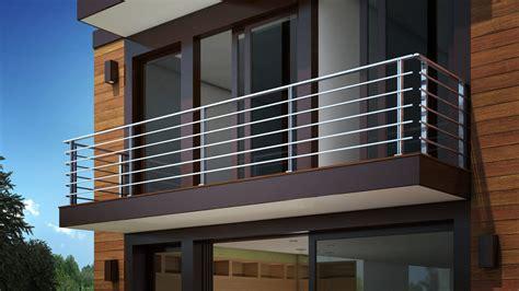 ringhiera balcone prezzi balconi esterni moderni