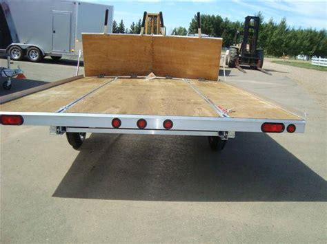 Sno Pro Sled Deck Dealers by 2012 Sno Pro 2 Place Snowmobile Trailer 12 Kramer