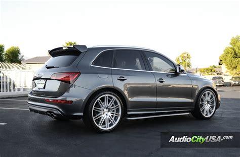 Audi Sq5 Custom Wheels Blaque Diamond Bd 2 22x90, Et