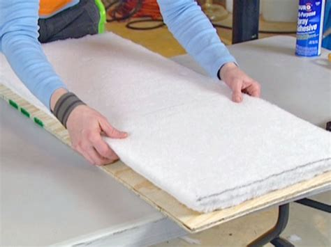 how to upholster how to build an upholstered bench how tos diy