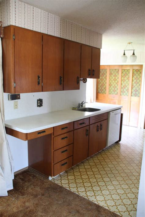 Non Granite Countertops - how to install new countertops on cabinets the happy