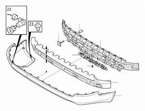 Volvo Xc90 Section  Bumper  Body Parts  R Design   Rear