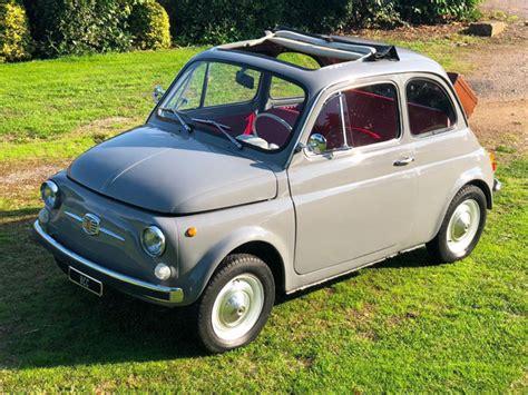 Ebay Fiat by Fully Restored 1969 Fiat 500 Lusso On Ebay Retro To Go