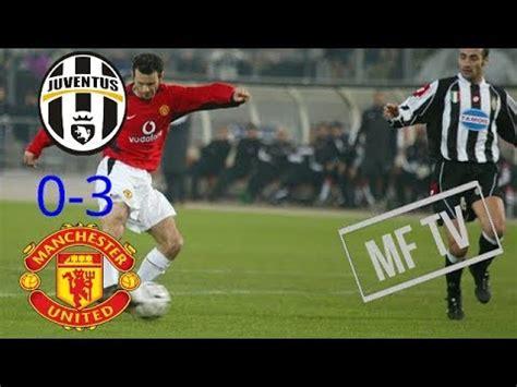 Juventus Vs Manchester United 03 Highlights & Goals