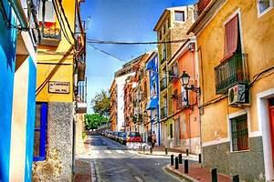 Souvenir  Summer  Holiday  Spain  Villajoyosa  Costablanca