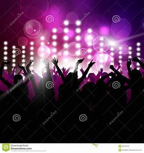 Nighttime Party Royalty Free Stock Images - Image: 35375219