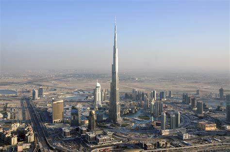 Burj Khalifa Dubai Tallest Building Inthe World Found