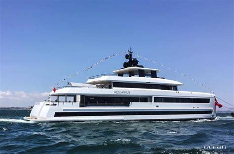 Yacht Aquarius by Luxury Motor Yacht Aquarius 45m By Mengi Yay
